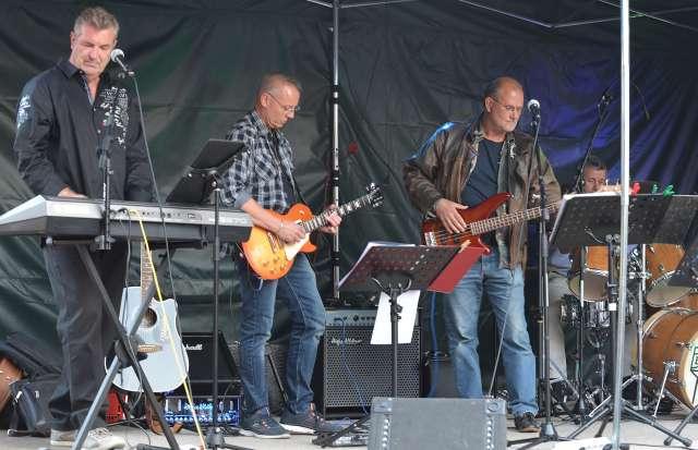 Apfelrock-Konzert in Schermbeck