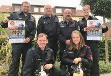 Feuerwehr Schermbeck-Wir laufen gegen den Krebs