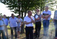 Gahlener Bürgerinitiative gegen Wölfe in der Gemeinde Schermbeck