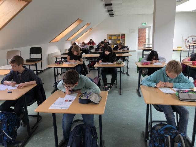 Gesamtschule Schermbeck Big Challnge Sieger