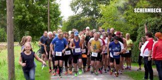 Halbmarathon Schermbeck 2018