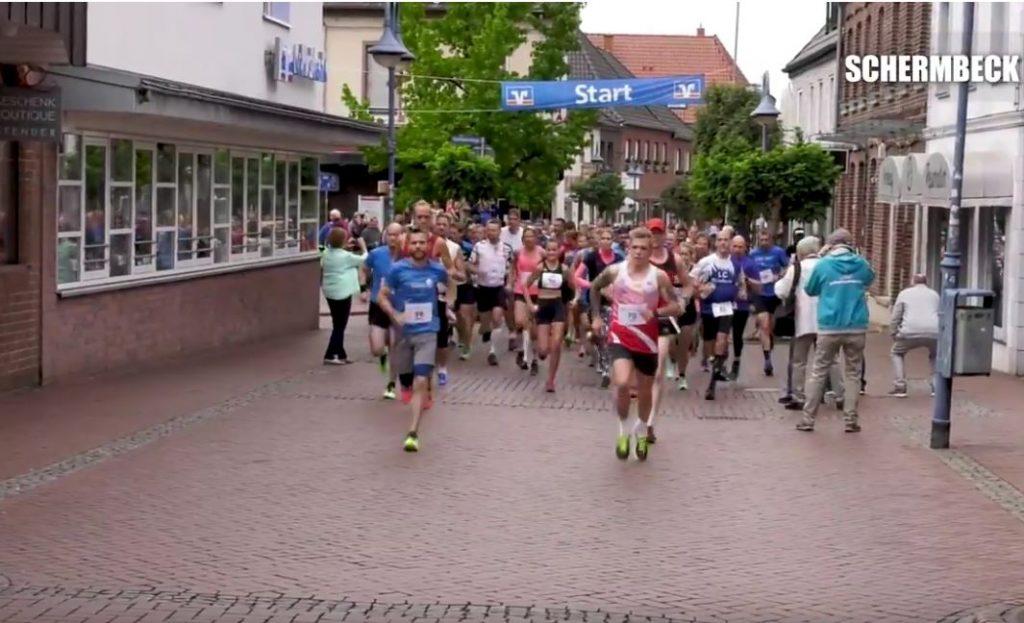 Marathonlauf Schermbeck 2018