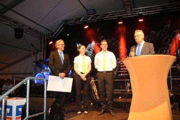 Mitgliederparty Volksbank Schermbeck 2018 Mitgliederparty Volksbank Schermbeck 2018