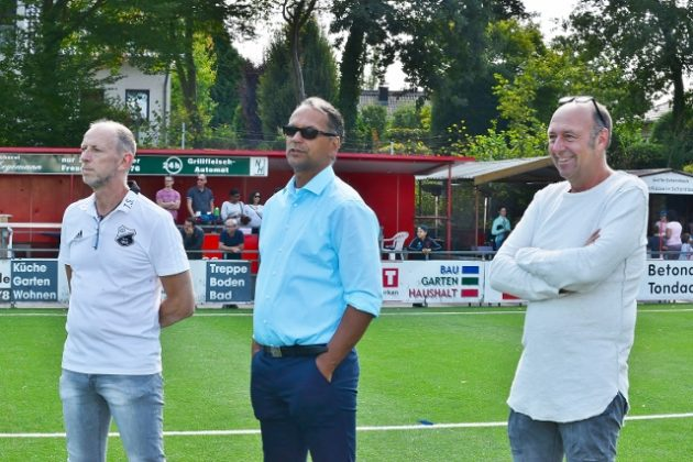 SV Schermbeck gegen Schalke 04