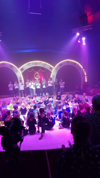Circus Rondel bekehrt Zirkusmuffel