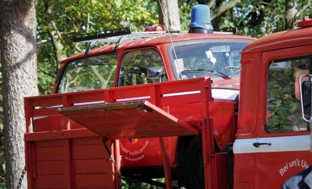 350 Autos beim Oldtimertreffen NOSW in Reken