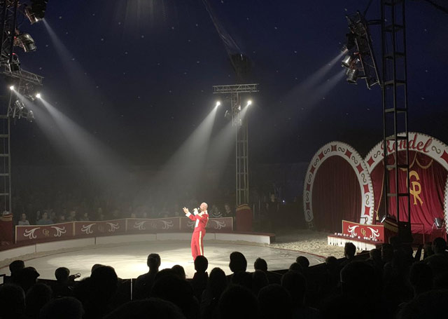 Circus Rondel