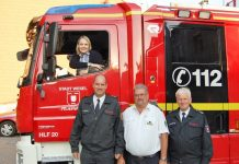 Charlotte Quik Feuerwehr Wesel