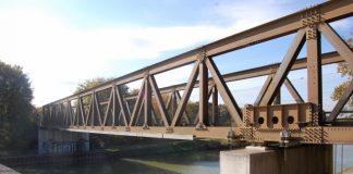 Kanalbrücke Hünxe
