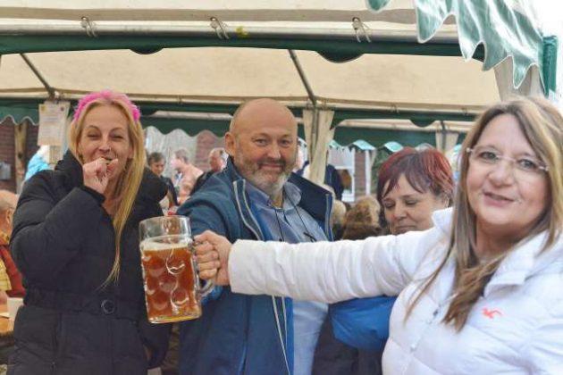 Lippebräutag mit Masskrugstemmen Heimatverein Gahlen 2018