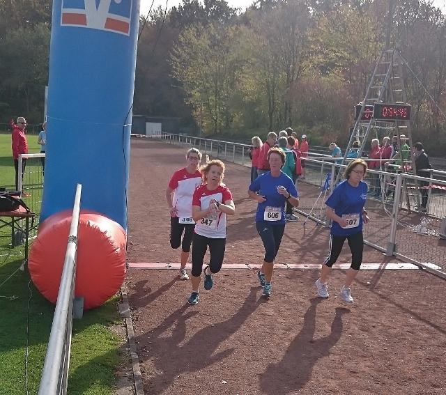 Marathon Lembeck mit Schermbecker Athleten