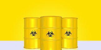 Radioaktivität Mülldeponie Schermbeck