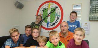 Schießgruppe Altschermbeck beteiligt sich an einem WSB-Projekt