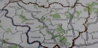 NRW kreis Wesel und Schermbeck ist Wolfsgebiet seit Oktober 2018