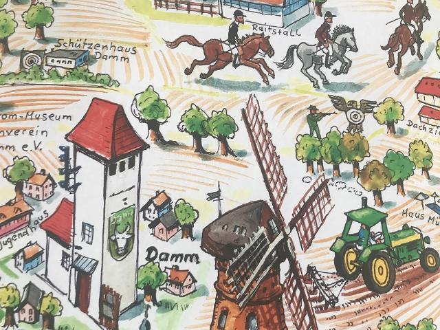 Der Schermbecker Poster aus Schermbeck