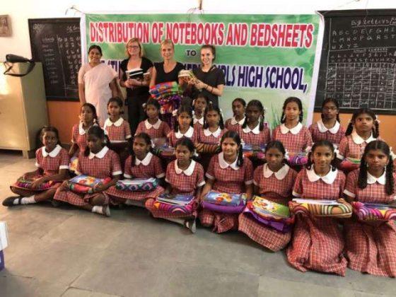 Fotos von indischen Hilfsprojekten