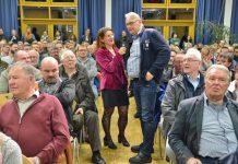 Lanuv Infoveranstaltung Hünxe zum Wolf Gloria in Wesel (13)