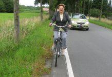 Radwegnetz Schermbeck Kreis wesel