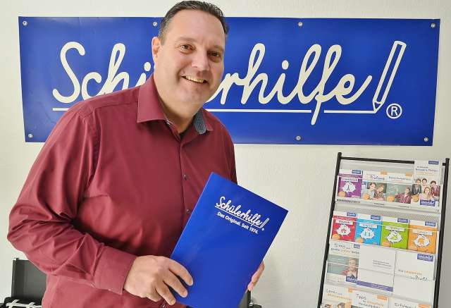 Schülerhilfe Schermbeck Carsten Wolberg