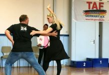 TC GW Discofox Tanz Kornfeld Hermanski