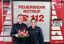 Feuerwehr Tipps für die Adventszeit