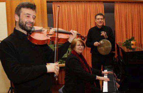 Konzert mit Trio contemporaneo - Marienkirche Marienthal