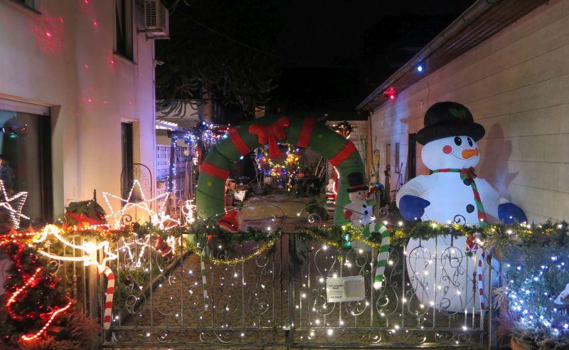 Schermbeck Weihnachtslichter