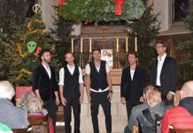 A-Cappella Ensemble Vocaldente in Marienthal Hamminkeln