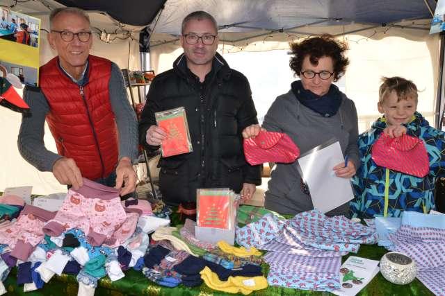 Marktplatz der Hilfe Schermbeck 2018