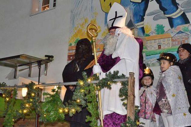 Nikolaus in Gahlen 2018