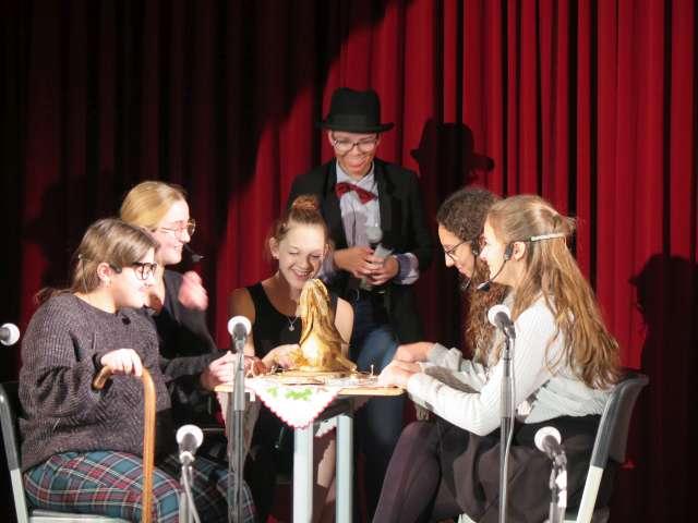 Weihnachtskonzert Gesamtschule Schermbeck 2018