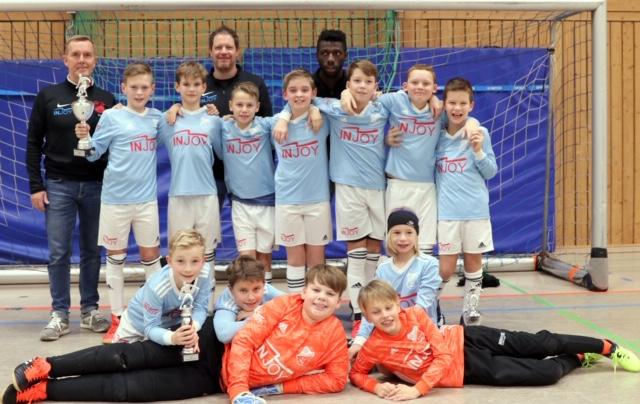 3. Platz INJOY Soccer Cup SVS