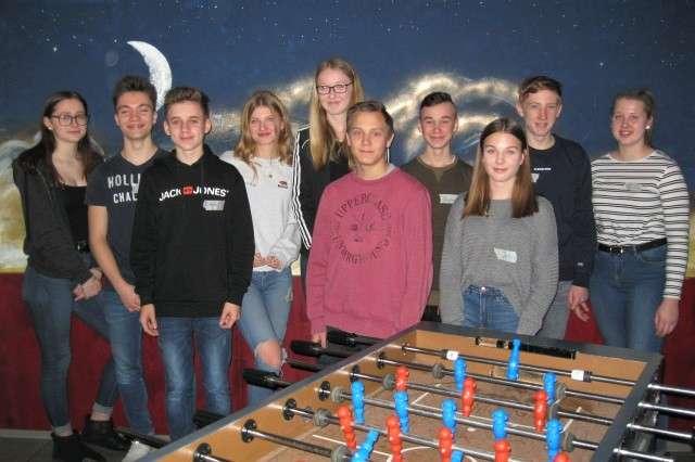 Gesamtschule Schermbeck - Fit mit Peers