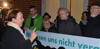 Ministerin Ursula Heinen-Esser in Schermbeck