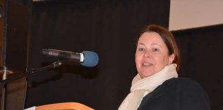 Ministerin Ursula Heinen-Esser
