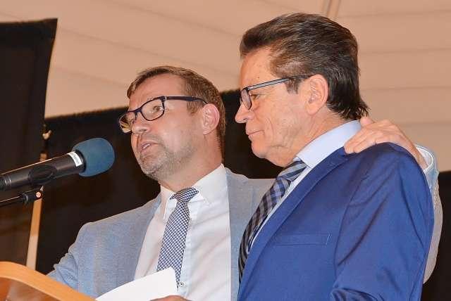 Neujahrsempfang CDU Schermbeck mit NRW Ministerin Heinen-Esser