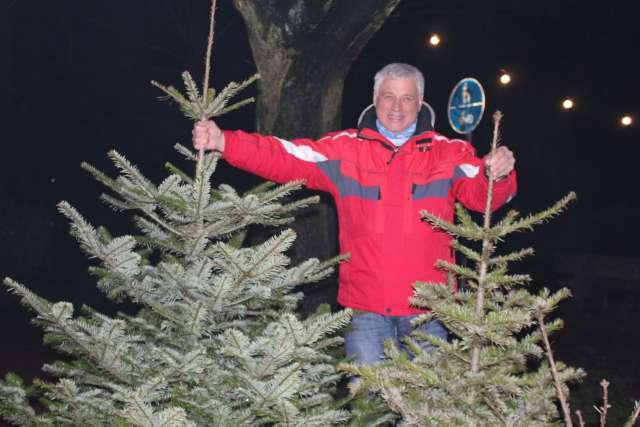 Rainer Gardemann - Herr der Tannenbäume