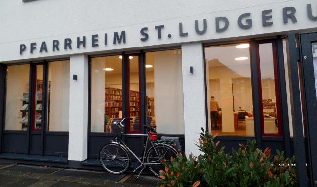 Spende CDU Schermbeck für öffentliche Bücherein