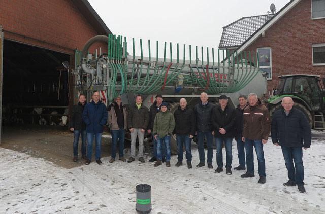 Schermbecker Landwirte erläutern Sonderfälle während der Sperrfristen