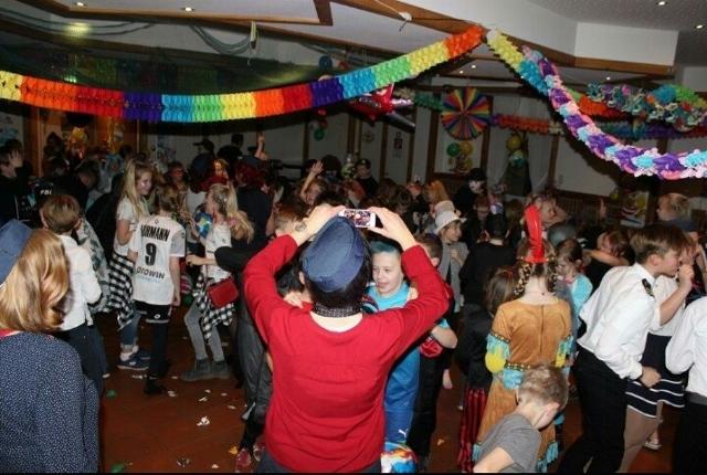 Kinderkarneval Kolpinis Schermbeck 2019
