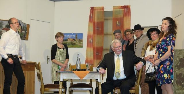 Theaterspielgruppe Heimatverein Gahlen