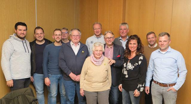 Jahreshauptversammlung des Heimatvereins Gahlen