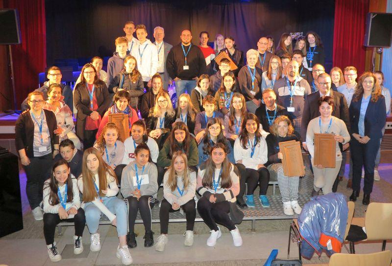 Zweites Treffen des Erasmus+-Projektes fand in Schermbeck statt
