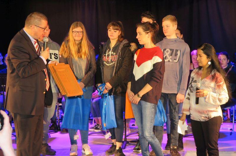 Zweites Treffen des Erasmus+Projektes fand in Schermbeck statt