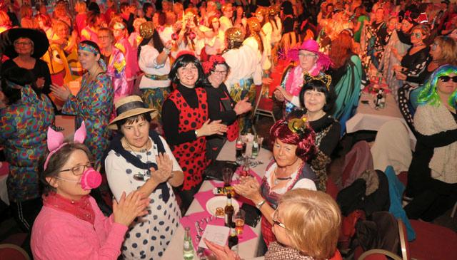 Frauenkarneval Schermbeck 2019