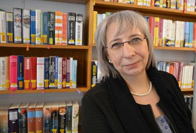 Ute Slowik  wird die Nachfolgerin von Monika Schlebusch