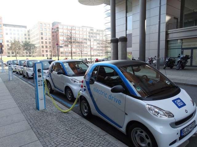 Elektroautos in Schermbeck