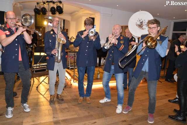 Night of Music Landhotel Voshövel und die Band Mr. Brassident 2019