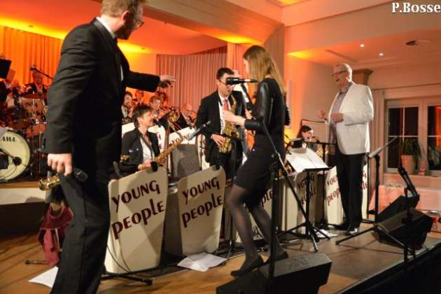 Night of Music mit der Young People Big Band 2019