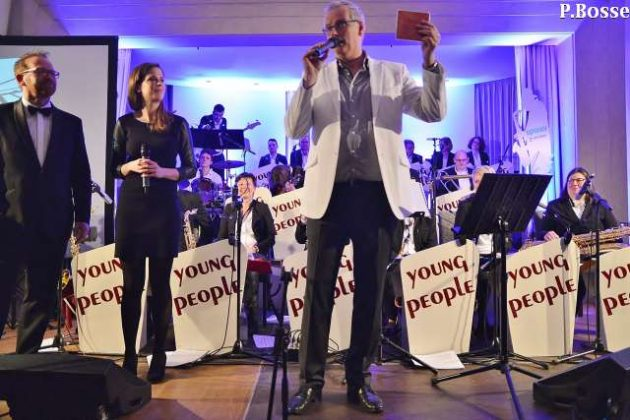 Young People Big Band bei Night of Musik Voshövel